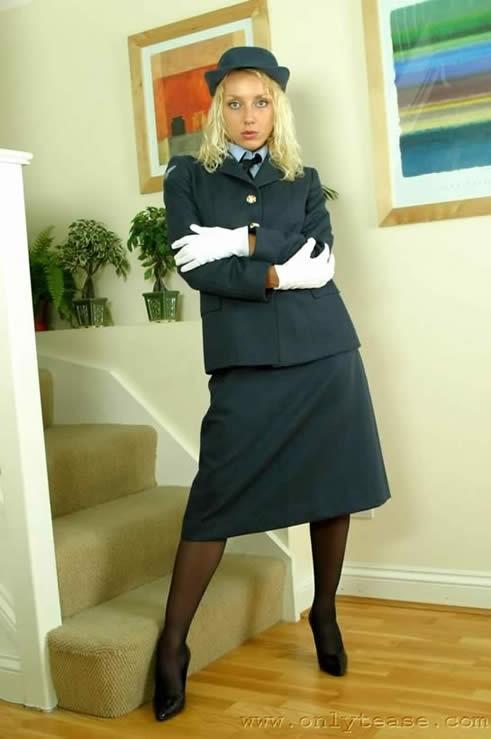 Shameless stewardess striptease shows - SexyGirlCity free porno pics.